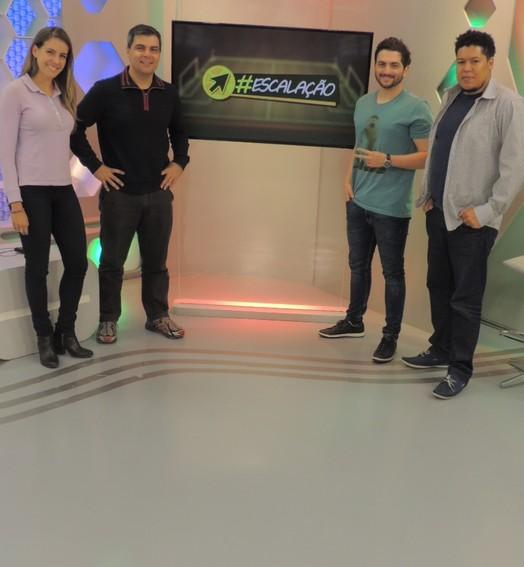lEÃO  GUERREIRO (RBS TV)