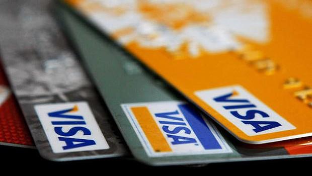 VISA Cartão de crédito (Foto: Shutterstock)