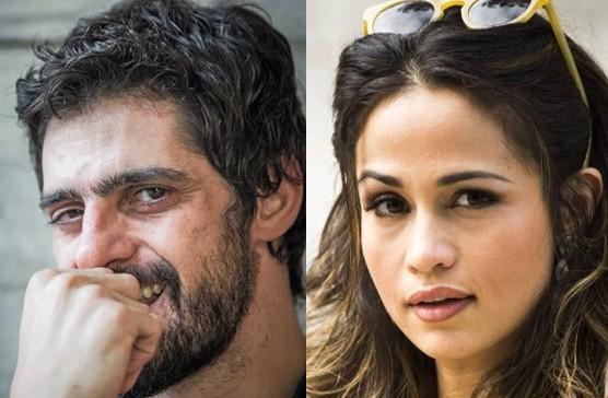 Personagens de Julio Machado e Nanda Costa viverão amor bandido no novo filme de Breno Silveira (Foto: Reprodução/ ÉPOCA)