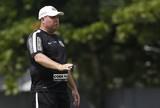 """Fernandes mantém planejamento e ignora """"decisão"""" com o Corinthians"""