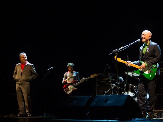 VIRADA CULTURAL - Domingo (18h30): Show da banda Ira! no Teatro Municipal (Foto: Victor Moriyama/G1)