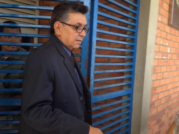 Cesário de Oliveira, promotor do caso, falou sobre o reencontro das meninas (Foto: Amanda Dourado/G1)
