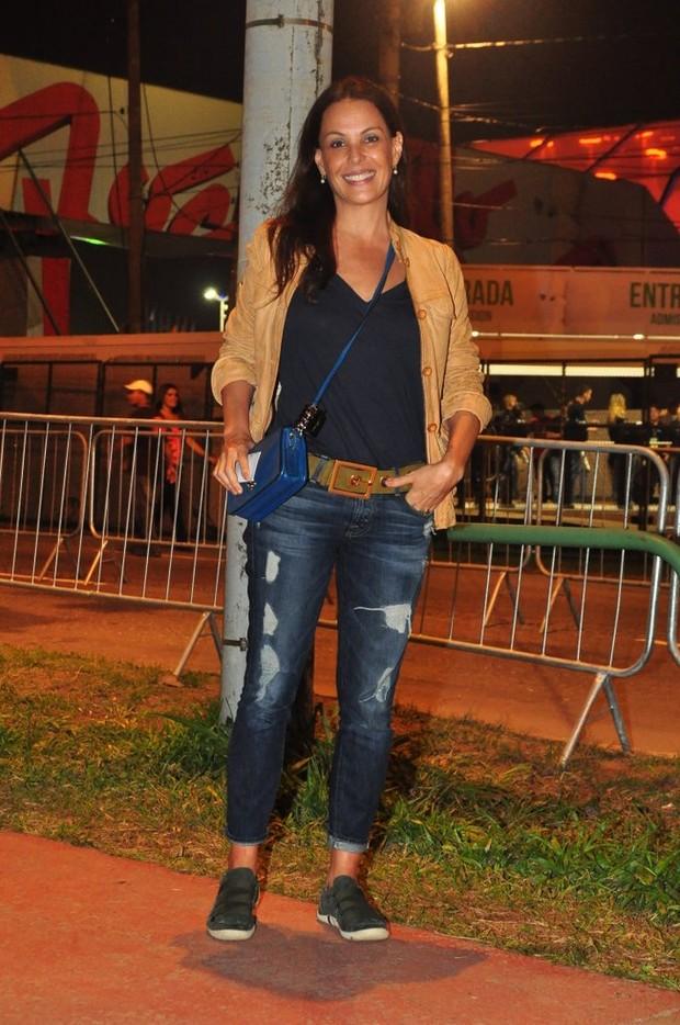 Carolina Ferraz (Foto: Roberto Teixeira / EGO)