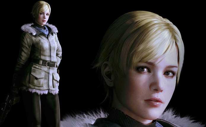 Sherry em Resident Evil 6 (Foto: Divulgação/Capcom)