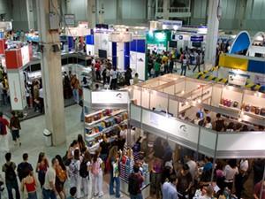 Edição de 2009 da Feira do Concurso (Foto: Divulgação)