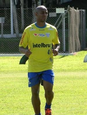 Diogo Orlando, volante do Avaí (Foto: Alceu Atherino/ Avaí FC)