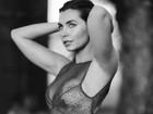 Novas fotos de Leticia Datena para a 'Playboy' são divulgadas