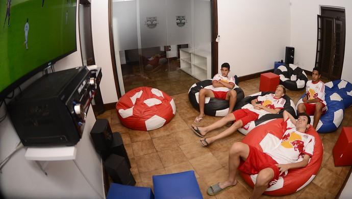Garotos RB Brasil House Diversão (Foto: Divulgação/ RB Brasil)