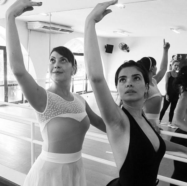 Vanessa Giacomo e Fabiula Nascimento (Foto: Reprodução / Instagram)