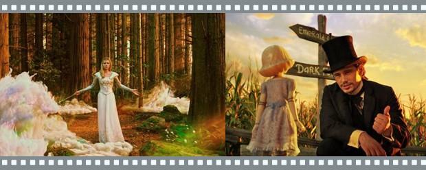Oz: Mágico e Poderoso (Foto: Reprodução/Arte Jennifer Defensor)