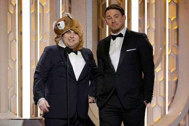 Jonah Hill e Channing Tatum (Foto: Getty Images)