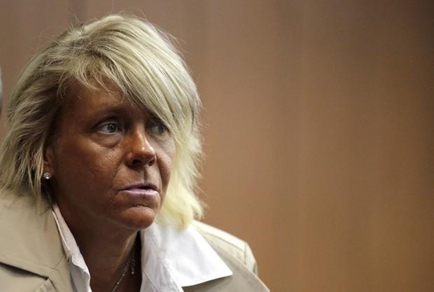 Fã de clínica de bronzeamento, Patricia Krentcil foi apelidada de 'mãe superqueimada'. (Foto: AP)