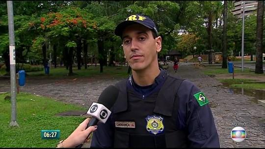 Polícia Rodoviária Federal alerta para riscos de tráfico humano