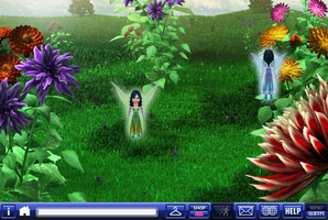 Virtual family kingdom