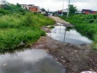 Diversos problemas no mesmo bairro prejudicam moradores de Guarujá, SP