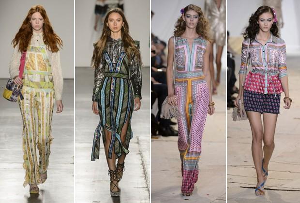 Resultado de imagem para tendencias da moda 2016 cigana