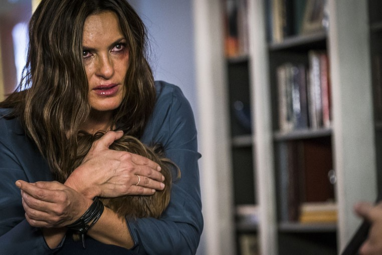Incidente em Casa (11Ep17T) (Foto: Law and Order SVU - Universal Channel)