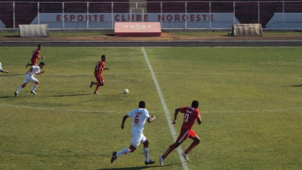 Noroeste x Grêmio Osasco (Foto: Thiago Navarro/EC Noroeste)