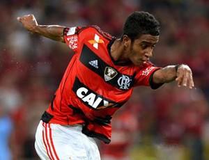 Gabriel, Flamengo x Bolivar (Foto: André Durão)