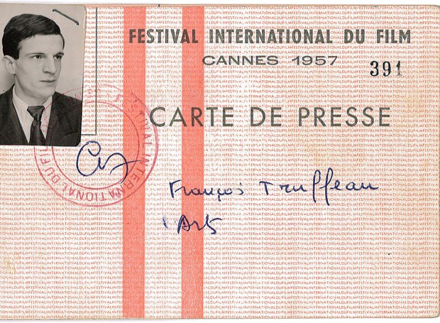 Exposição sobre Truffaut revela a trajetória devotada ao cinema