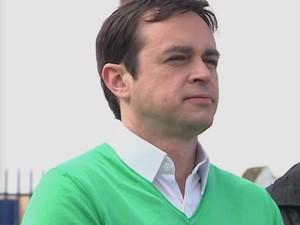 Mauricio Dziedricki falou sobre um novo modelo de governança (Foto: Reprodução/RBS TV)