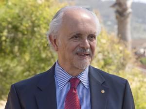 O químico Mario Molina, que ganhou em 1995 um Prêmio Nobel por estudo sobre a camada de ozônio  (Foto: AP Photo/Centro Mario Molina)