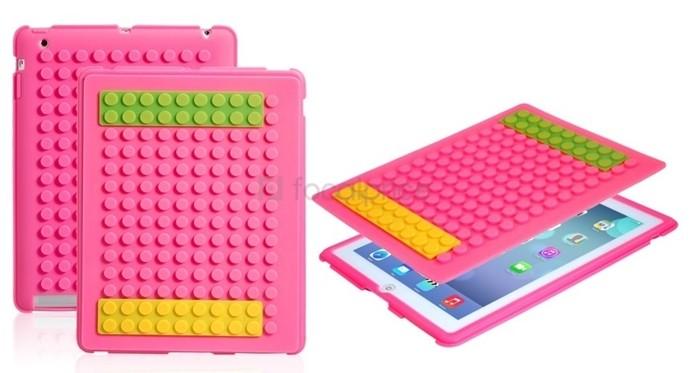 Capinha de Lego para iPad 4 (Foto: Divulgação/focalprice)