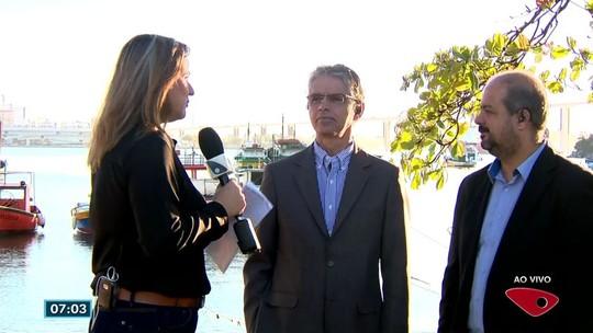 Prefeituras de Vitória e Vila Velha anunciam sistema turístico de balsas