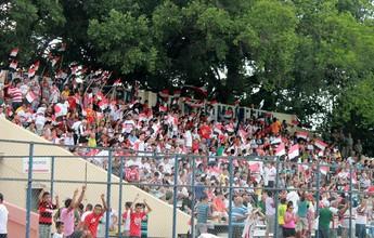 River-PI inicia venda de ingressos para jogo com o ABC no Lindolfo Monteiro