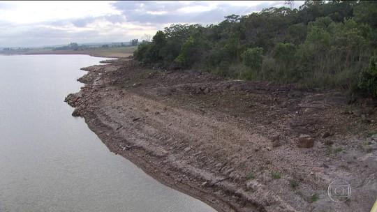 Seca leva DF a sofrer primeiro racionamento de água