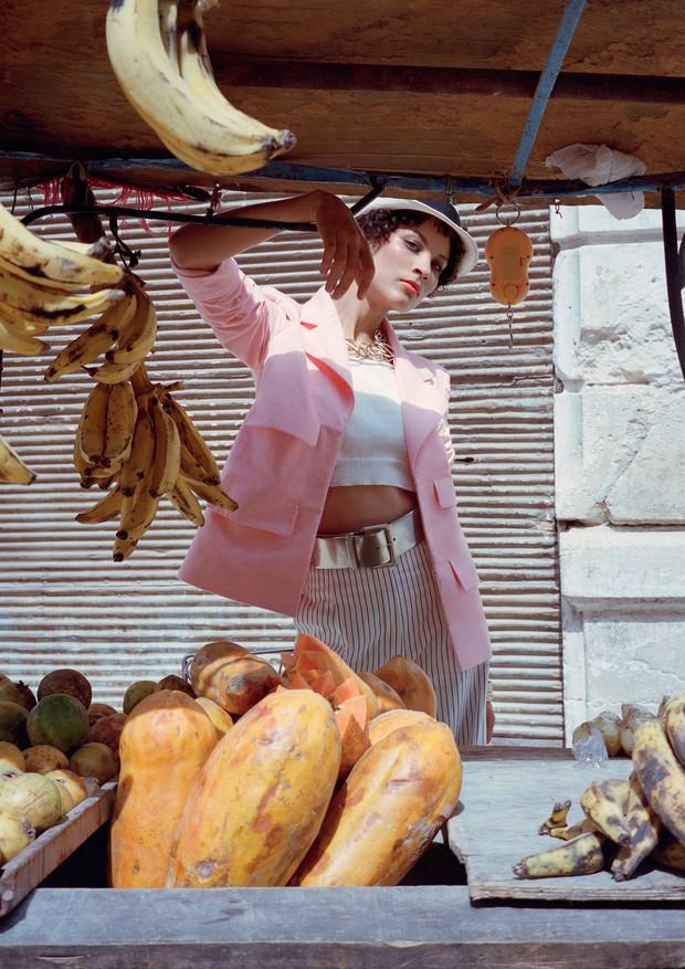 Saiba mais sobre a dieta vegetariana (Foto: Divulgação/Arquivo Vogue)