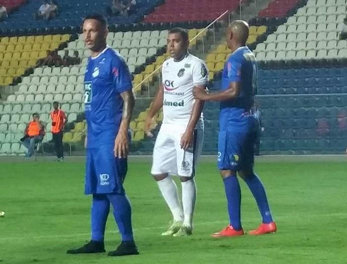 Rio Branco-ES x São Mateus (Foto: Sidney Novo/globoesporte.com)