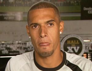 Paulinho, atacante do XV de Piracicaba (Foto: Carlos Velardi / EPTV)