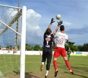 Colinas e Guaraí se despedem do Tocantinense com empate em 3x3 (Foto: Erlam Andrade/Divulgação)