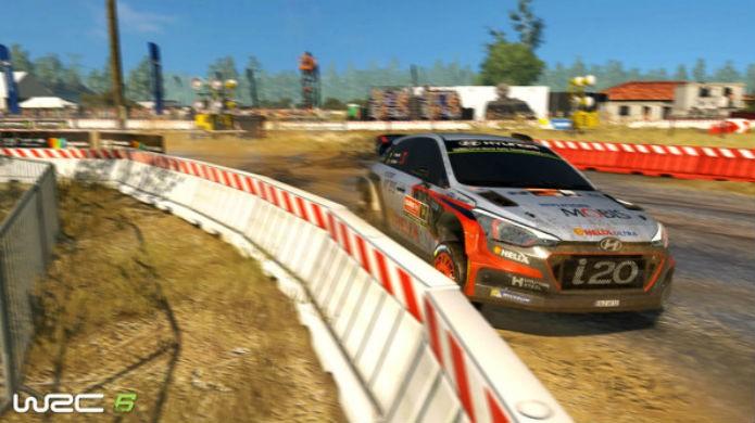 WRC 6 apresenta sons genéricos demais (Foto: Divulgação/BigBen)