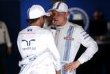 """Massa e Bottas admitem que circuito húngaro """"não é perfeito"""" para Williams"""