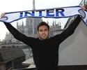 """Internazionale contrata Eder, do Sampdoria: """"Feliz após tanto sacrifício"""""""
