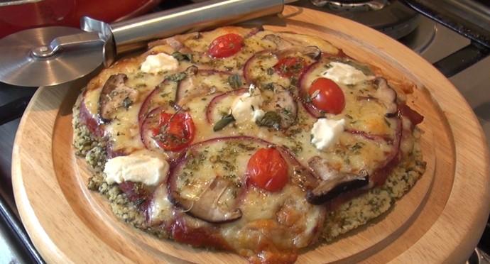 Receitas da Nanda Pizza (Foto: Igor Christ)