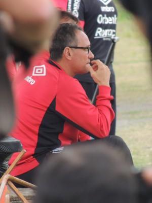 PC Gusmão Joinville (Foto: João Lucas Cardoso)