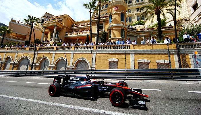 Jenson Button Mônaco