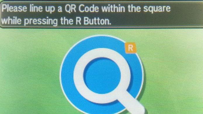 Pokémon Sun e Moon: os jogos têm suporte a códigos QR (Foto: Reprodução / Thomas Schulze)