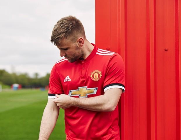 Camisa Manchester United 2017/2018 (Foto: reprodução/Instagram)