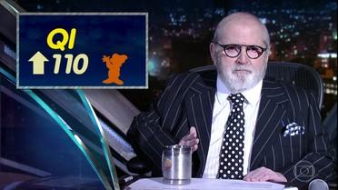 """Jô abre programa de sexta-feira comentando as notícias da """"boato press"""""""
