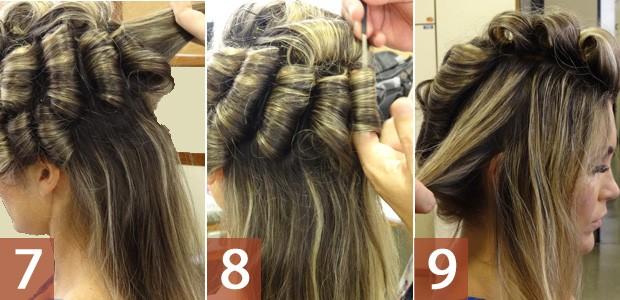 Passo 7, 8, 9 (Foto: Salve Jorge/ TV Globo)