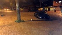Chove em 2 horas o esperado para 20 dias (Josi Carvalho)