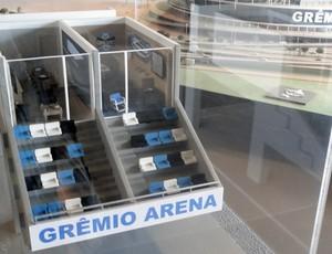 arena camarote grêmio (Foto: Lucas Rizzatti/Globoesporte.com)
