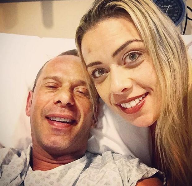 Rafael Ilha e Aline Kezh (Foto: Reprodução/Instagram)
