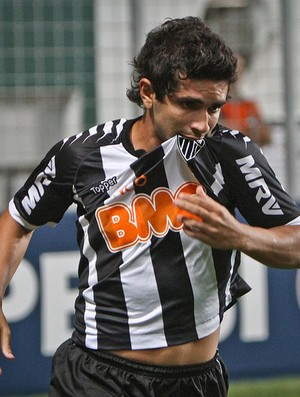 Atacante Guilherme, do Atlético-MG (Foto: Bruno Cantini / Flickr do Atlético-MG)