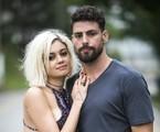 Sophie Charlotte e Cauã Reymond em 'Ilha de ferro' | João Miguel Júnior/ TV Globo