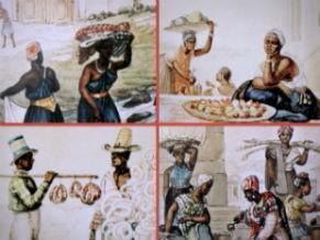 Temática Afro (Foto: Reprodução de tv)